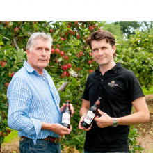 Alltech craft brews & Food fair, Meet the exhibitor, MacIvor's Cider